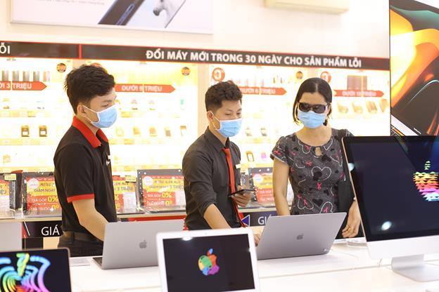 Sau Tết, doanh số laptop tại FPT Shop tăng trưởng gấp 5 lần - Ảnh 1.