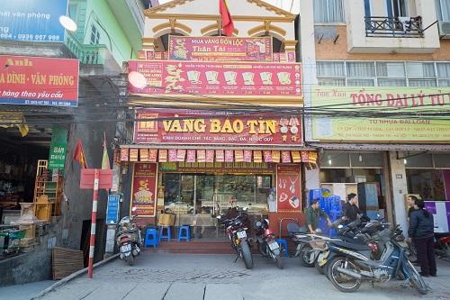 """Sự thật về hàng loạt tiệm vàng gắn mác """"Bảo Tín"""" ở Hà Nội: Tưởng """"hàng nhái"""" mà hoá anh em ruột, cả gia tộc kế nghiệp từ người mẹ bán ốc luộc - Ảnh 5."""