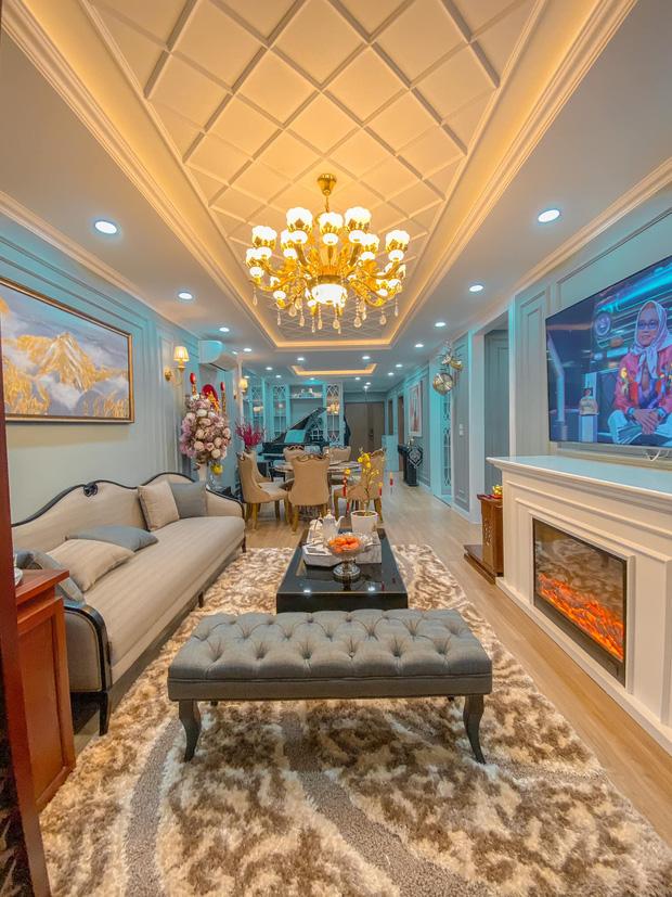 Sau 5 năm tích góp, vợ chồng giáo viên mua căn hộ 4,6 tỷ đồng, bỏ thêm 500 triệu decor theo style mới - Ảnh 3.