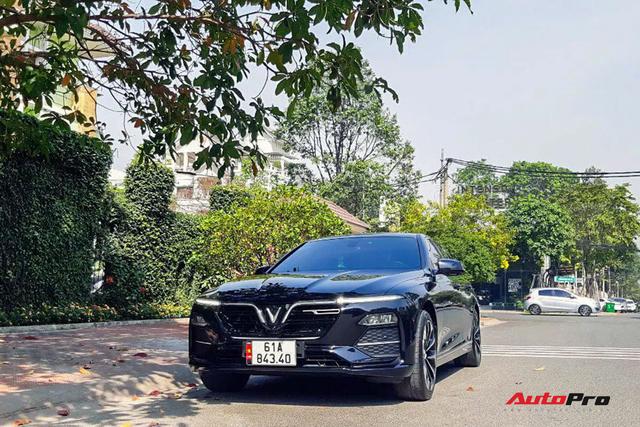 Đổi từ Toyota Vios và Honda CR-V sang VinFast Lux A2.0, chủ xe dày dạn kinh nghiệm ở Bình Dương nói gì? - Ảnh 3.