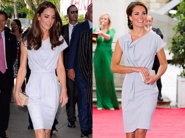 10 năm làm dâu Hoàng gia, Kate Middleton tiêu tốn 3 tỷ đồng cho BST áo choàng: Từ đồ tái chế đến có giá trên trời đều toát lên phong thái không chê được - Ảnh 4.