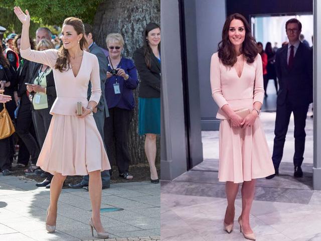 10 năm làm dâu Hoàng gia, Kate Middleton tiêu tốn 3 tỷ đồng cho BST áo choàng: Từ đồ tái chế đến có giá trên trời đều toát lên phong thái không chê được - Ảnh 5.