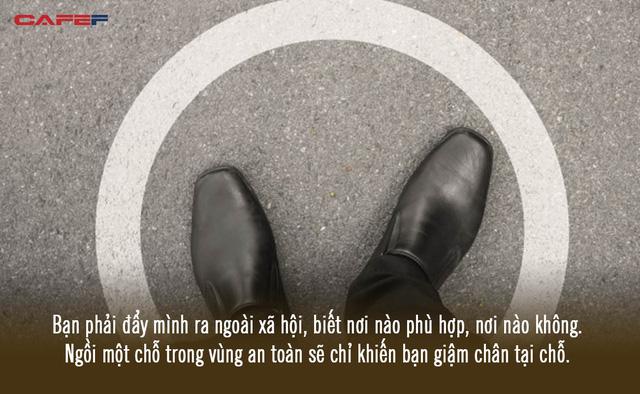 Sau buổi phỏng vấn thảm họa, tôi mới nhận ra sai lầm khiến mình đi xin việc mãi không thành: Dám sảy chân mới biết đau mà tránh - Ảnh 2.