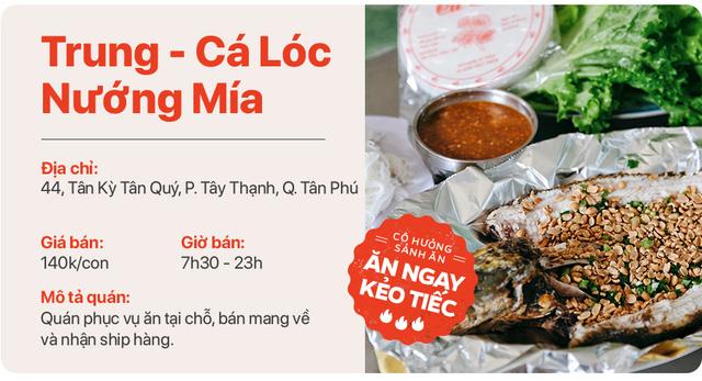 Đến tiệm bán mỗi ngày hơn 2.500 con cá lóc nướng mía, để biết món ăn này có gì đặc biệt mà người Sài Gòn năm nào cũng xếp hàng mang về cúng ông Táo!? - Ảnh 21.