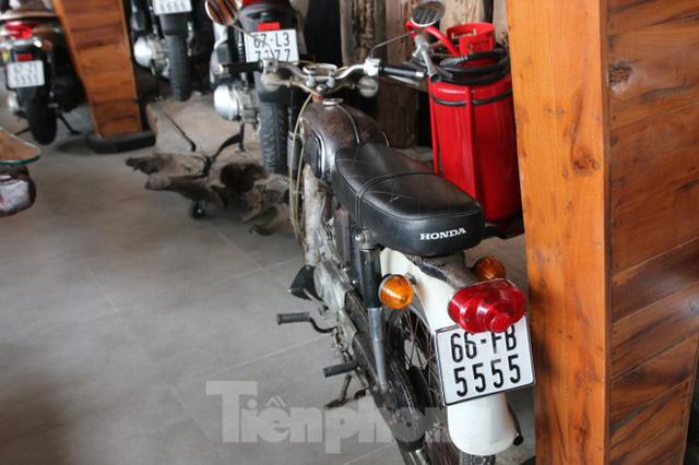 Mê mẩn bộ sưu tập 500 chiếc xe máy biển số khủng - Ảnh 15.