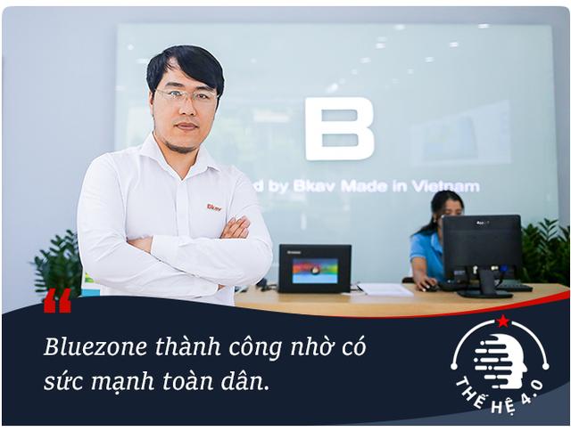 Trưởng dự án Bluezone giải mã 'thiên thời, địa lợi, nhân hoà' của ứng dụng truy vết Covid-19 - Ảnh 5.