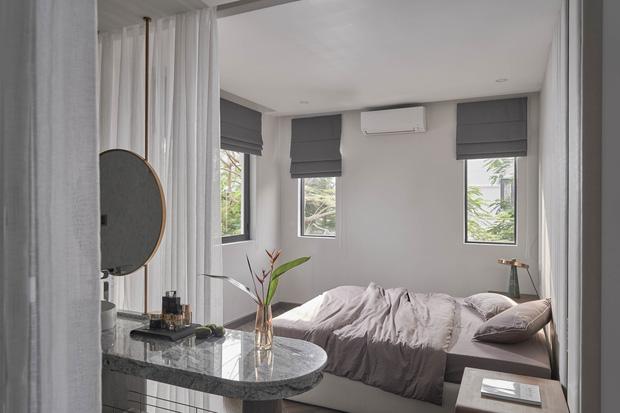 Vợ chồng trẻ có căn villa hai mặt tiền rộng 500m2 , phòng tắm chill như resort 5 sao - Ảnh 5.