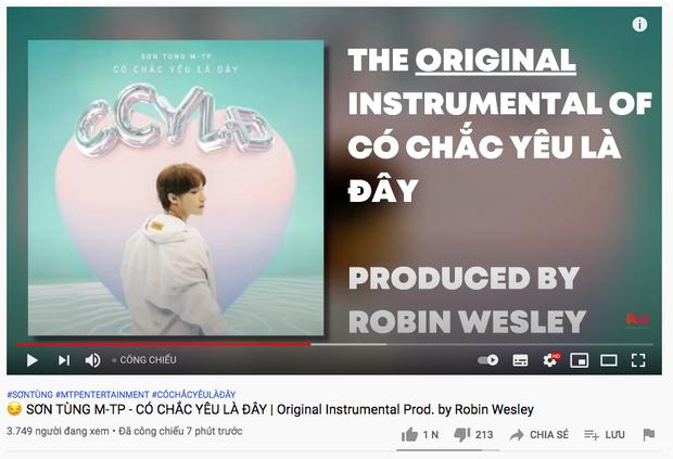 Producer beat Lucky tung video so sánh Có Chắc Yêu Là Đây, Sơn Tùng chối đạo nhạc kiểu gì bây giờ? - Ảnh 2.