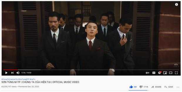 Sau bão đạo nhạc, MV Chúng Ta Của Hiện Tại của Sơn Tùng chính thức quay trở lại trên YouTube, lượt view có còn nguyên vẹn? - Ảnh 1.