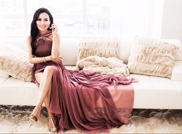Lấy chồng tỷ phú từng khiến Donald Trump sôi máu, trở thành người Việt giàu nhất thế giới, cuộc sống của Hà Phương - em gái Cẩm Ly, bây giờ ra sao? - Ảnh 16.