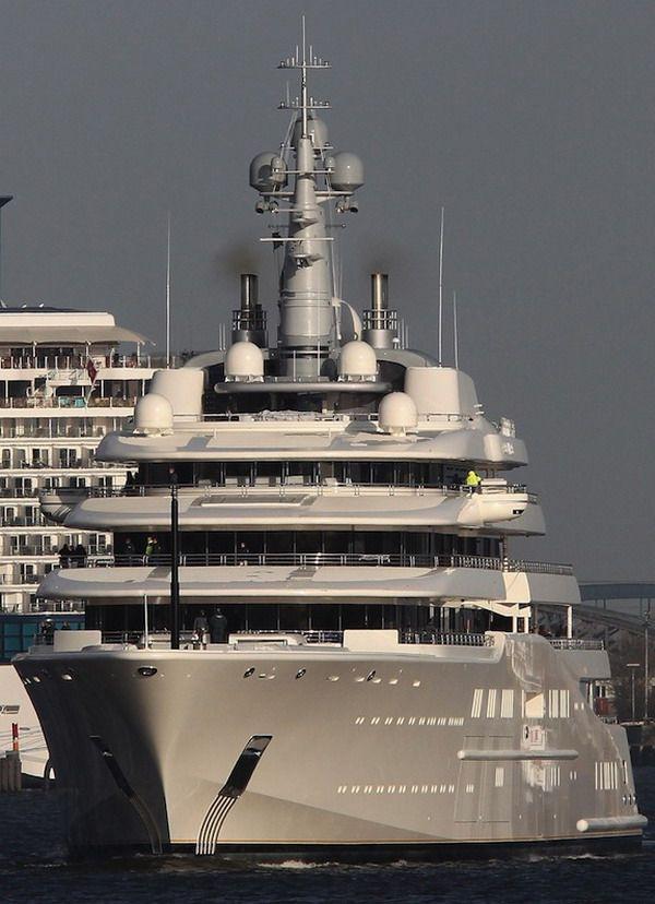 Sốc toàn tập với du thuyền 13,6 nghìn tỷ của ông chủ giàu có bậc nhất làng bóng đá  - Ảnh 4.