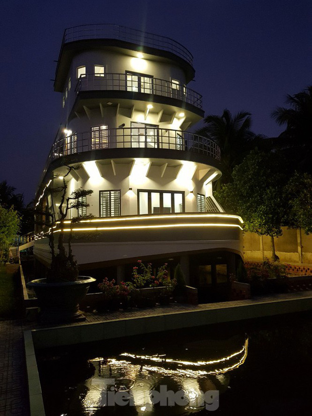 Chiêm ngưỡng căn nhà du thuyền 5 tỷ độc nhất miền Tây - Ảnh 15.