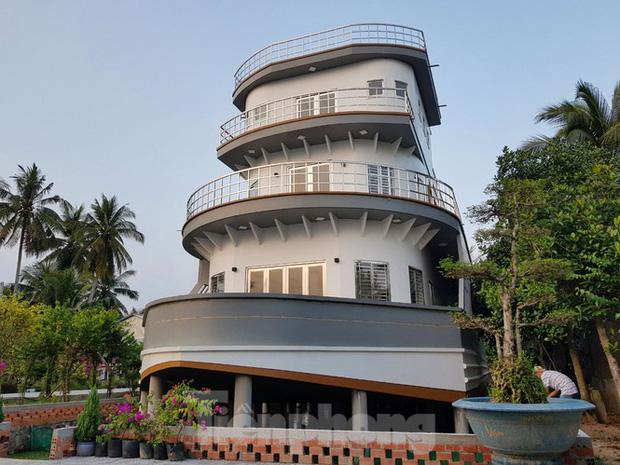 Chiêm ngưỡng căn nhà du thuyền 5 tỷ độc nhất miền Tây - Ảnh 3.