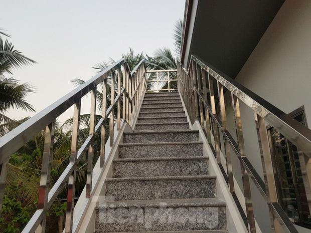 Chiêm ngưỡng căn nhà du thuyền 5 tỷ độc nhất miền Tây - Ảnh 8.