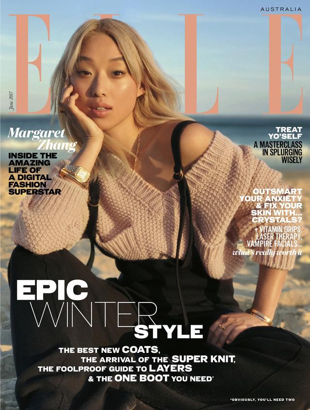 27 tuổi, từng là con vịt xấu xí bị phân biệt chủng tộc, Margaret Zhang giờ có gì trong tay để ngồi lên chiếc ghế tổng biên tập Vogue Trung Quốc?  - Ảnh 2.