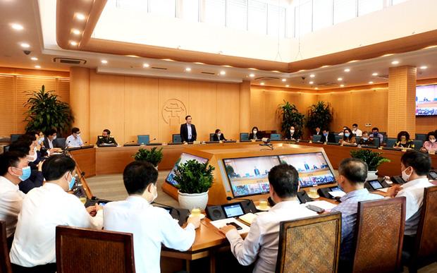 Phó chủ tịch Hà Nội: Thời gian tới thành phố sẽ nới lỏng để các hoạt động trở lại bình thường - Ảnh 1.