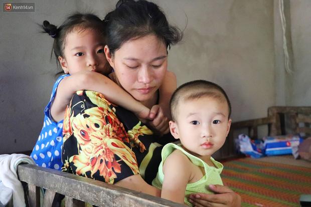 Chồng bỏ, người mẹ trẻ ôm 2 con khờ cầu cứu: Em chỉ ước con mình được chữa bệnh - Ảnh 19.