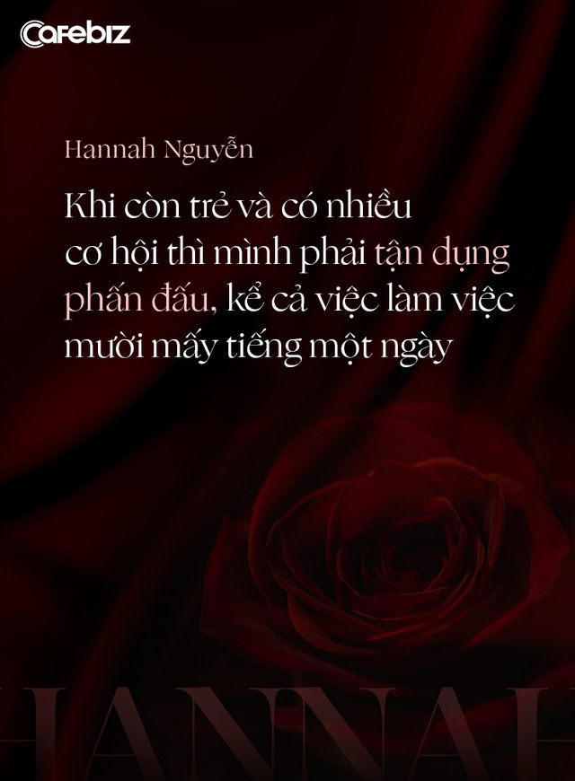 Doanh nhân, beauty blogger Hannah Nguyễn: Biết làm việc thông minh mới là người có TẦM - Ảnh 3.