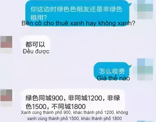 Vén màn dịch vụ cho thuê bạn gái về quê ăn Tết ở Trung Quốc: Nạp tiền để kiểm tra mặt hàng, đủ loại dịch vụ từ công khai đến không thể nói - Ảnh 3.