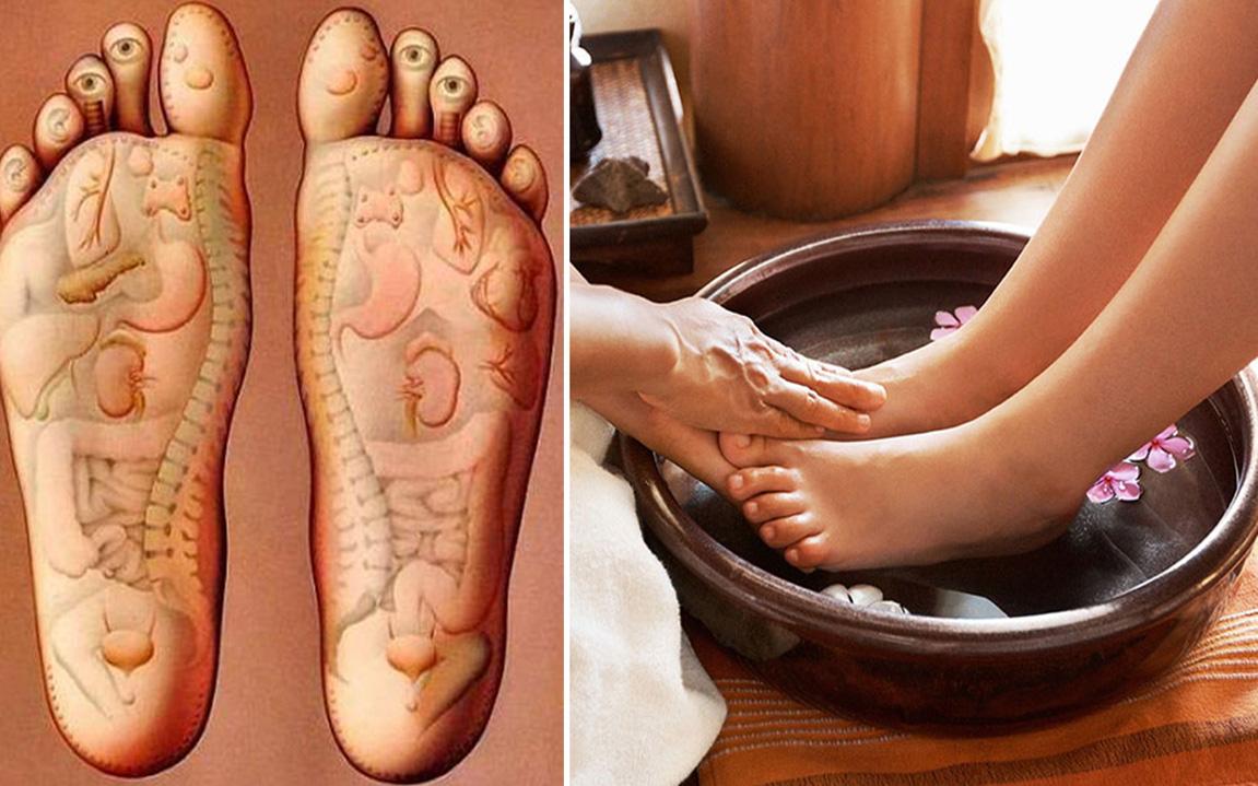 """Bách bệnh đều từ """"lạnh"""" mà ra, lạnh bắt đầu từ chân, 3 phương pháp giúp bạn bảo vệ đôi bàn chân của mình, tránh bệnh tật ập tới"""