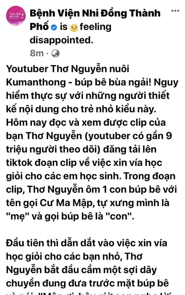 Tai bay vạ gió: Giữa làn sóng tẩy chay dữ dội, một nhãn sữa nổi tiếng do Thơ Nguyễn làm KOL bị vạ lây - Ảnh 3.