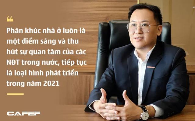 TGĐ Gamuda Land: Người dân Việt Nam có tài sản tích luỹ dưới dạng vàng, ngoại tệ đang chuyển hoá sang bất động sản - Ảnh 1.