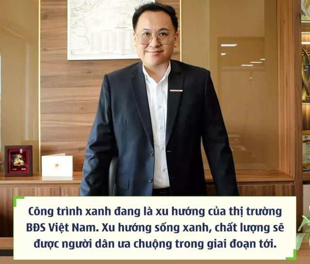TGĐ Gamuda Land: Người dân Việt Nam có tài sản tích luỹ dưới dạng vàng, ngoại tệ đang chuyển hoá sang bất động sản - Ảnh 3.
