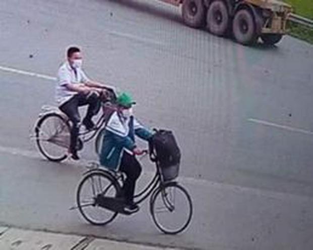 2 học sinh lớp 5 đạp xe 140km trốn nhà từ Thái Bình vào Thanh Hoá và câu chuyện xúc động phía sau - Ảnh 1.