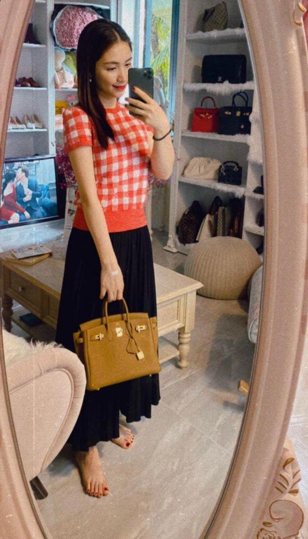 Hoà Minzy giàu có ở tuổi 26: Đại gia BĐS ngầm, tặng bố mẹ biệt thự 5 tầng, hạnh phúc bên chồng đại gia, khẳng định kiếm tiền như nước, độc lập tài chính... - Ảnh 9.