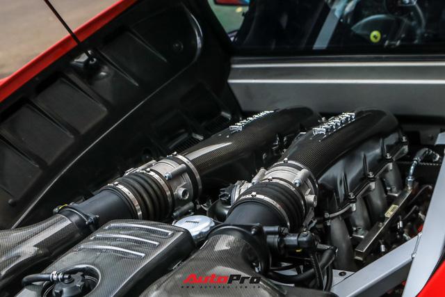 Ferrari F430 Scuderia từng của doanh nhân Hải Phòng lộ diện sau hơn 3 tháng nằm showroom - Ảnh 12.