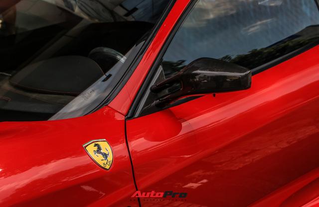 Ferrari F430 Scuderia từng của doanh nhân Hải Phòng lộ diện sau hơn 3 tháng nằm showroom - Ảnh 5.