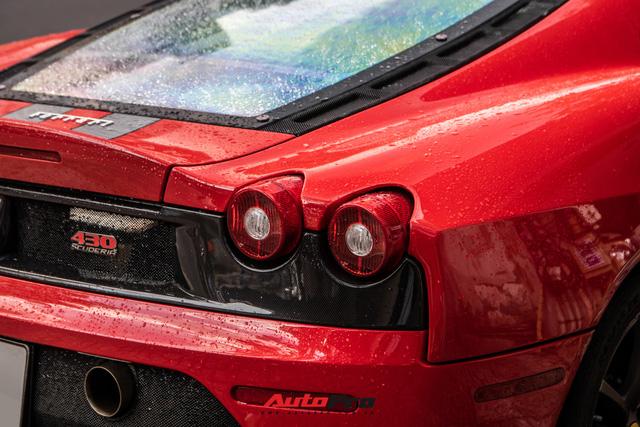 Ferrari F430 Scuderia từng của doanh nhân Hải Phòng lộ diện sau hơn 3 tháng nằm showroom - Ảnh 7.