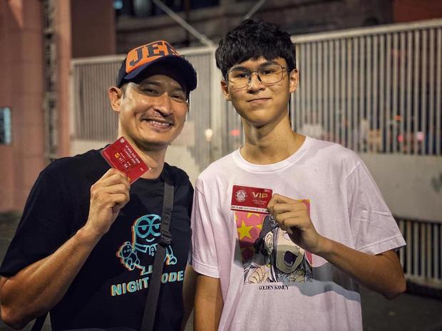 Con trai riêng của Huy Khánh 16 tuổi đã cao vượt bố, học trường quốc tế hơn nửa tỷ, sở hữu bất động sản nhưng gây chú ý về cách xài tiền - Ảnh 1.