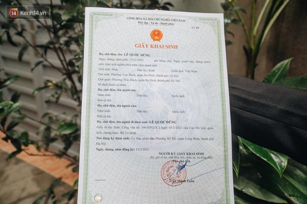 Hành trình gian nan để được cấp giấy khai sinh của người vô hình 30 năm sống ở Hà Nội: Tôi như một người ngoài lề xã hội - Ảnh 4.