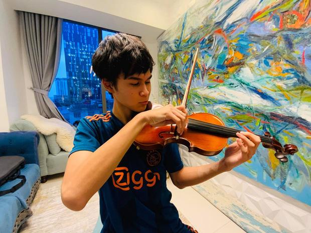 Con trai riêng của Huy Khánh 16 tuổi đã cao vượt bố, học trường quốc tế hơn nửa tỷ, sở hữu bất động sản nhưng gây chú ý về cách xài tiền - Ảnh 4.
