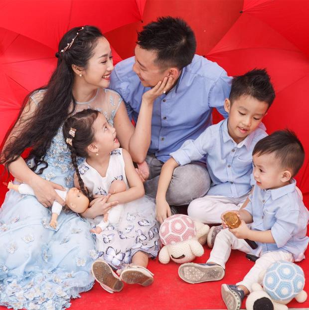 Xem Ốc Thanh Vân nuôi dạy con mà phát ham: Con gái làm điều chỉ 1% thế giới làm được, có ước mơ siêu lạ, con trai tốt nghiệp mầm non sớm trước tuổi - Ảnh 1.