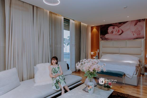 Hoa hậu Việt lấy đại gia, ở biệt thự 200 tỷ tiết lộ về phong thuỷ và cách giới siêu giàu bảo vệ nhà cửa - Ảnh 12.