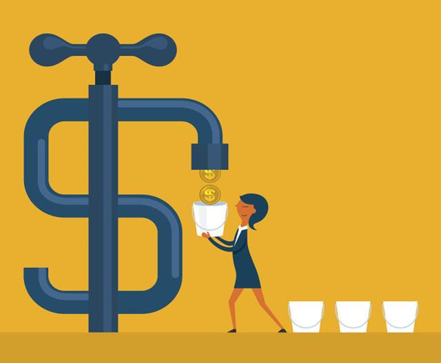 Nghèo không đáng sợ, điều đáng sợ hơn là bạn thiếu tư duy đầu tư: Khi bắt đầu nghiêm khắc quản lý tài chính, cuộc sống sẽ bắt đầu một vòng tuần hoàn tốt đẹp - Ảnh 1.