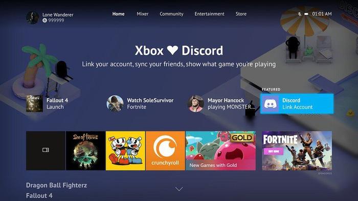 ứng dụng chat discord