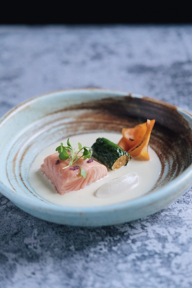 An address in Hanoi in the top 100 best restaurants in Asia, is the only representative of Vietnam - Photo 13.