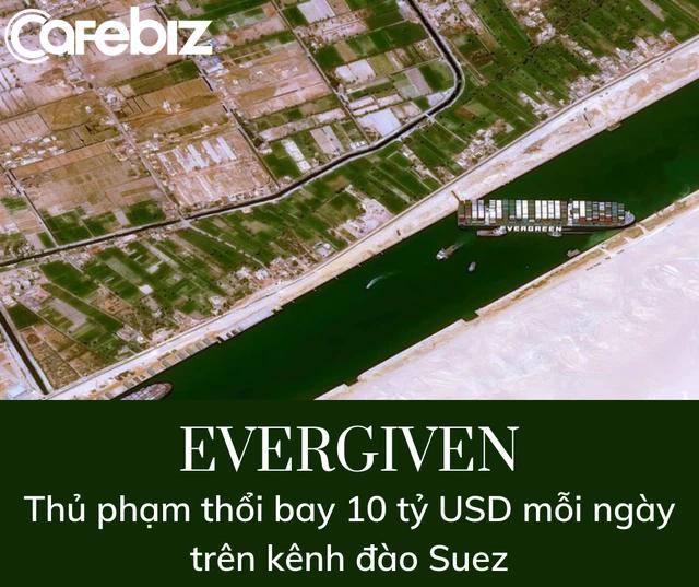 Chuyện gì đã thực sự xảy ra trong sáng ngày 23/3 định mệnh khiến một cơn gió thổi bay dòng hàng gần 10 tỷ USD mỗi ngày trên kênh Suez? - Ảnh 1.