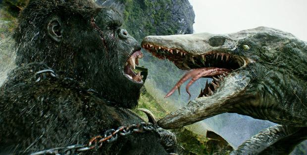 Godzilla vs. Kong vượt mặt Bố Già trở thành phim có doanh thu suất chiếu sớm cao nhất năm 2021 - Ảnh 4.