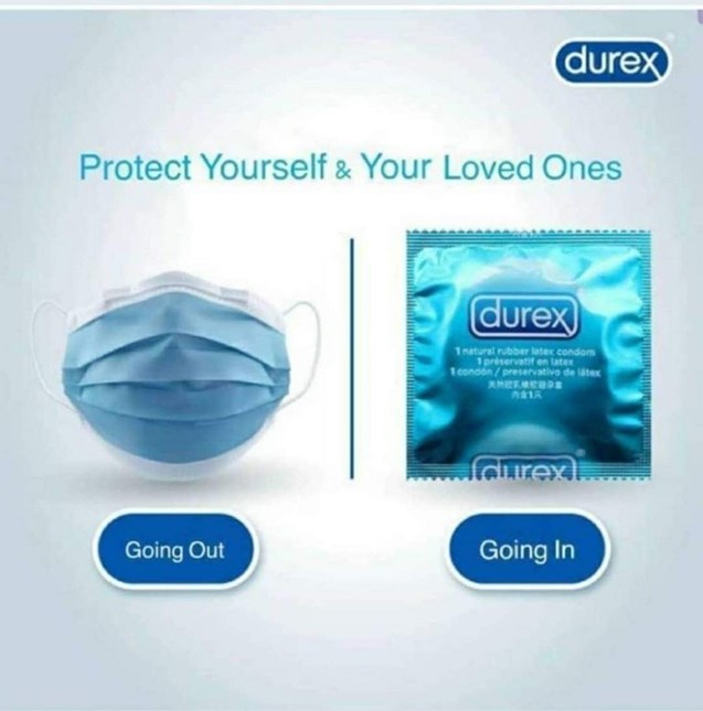 Chiêu marketing đu trend đỉnh cao của Durex: Tung thông điệp Hãy luôn bảo vệ hàng của bạn sau sự cố tàu Ever Given - Ảnh 2.