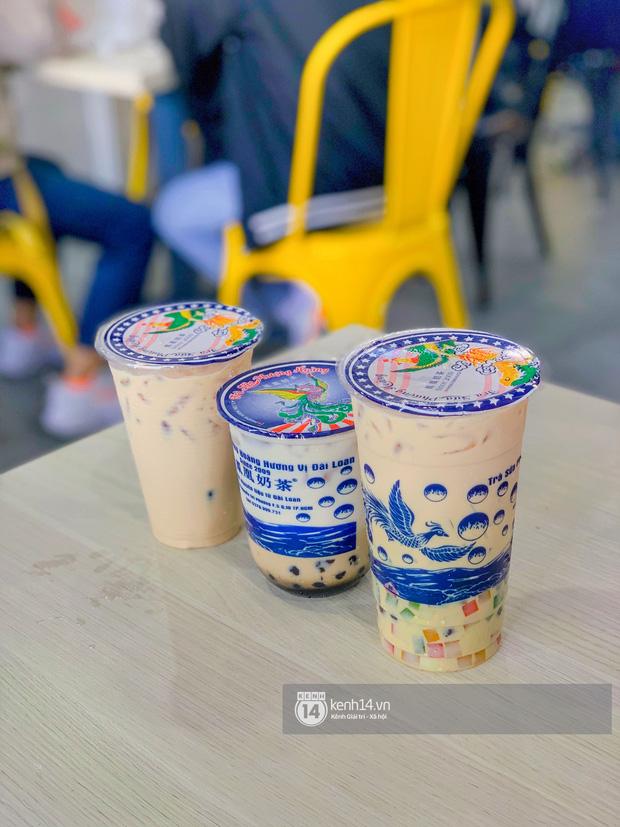 Tiệm trà sữa chảnh nhất Sài Gòn: Ai mua nhiều quá thì hổng bán, uống có ngon không mà phải xếp hàng mệt dữ vậy? - Ảnh 10.