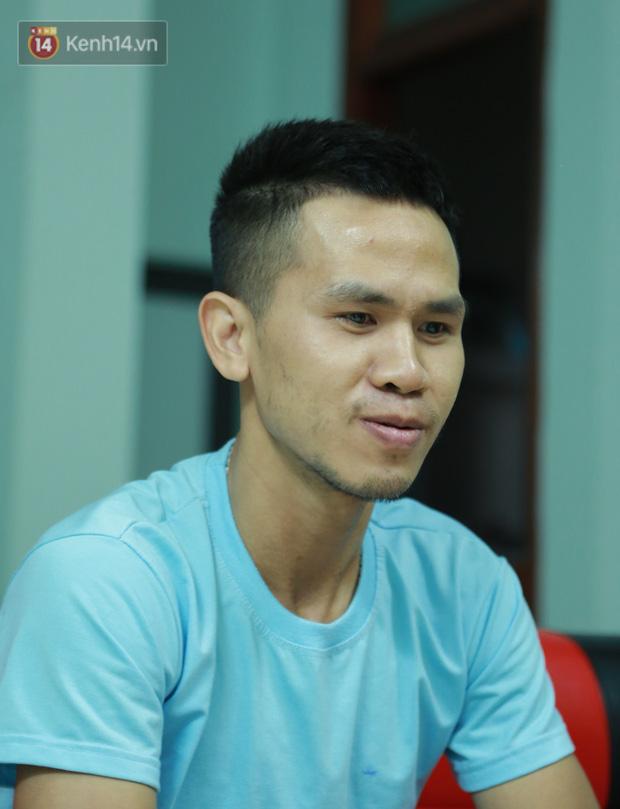 Anh Nguyễn Ngọc Mạnh sẽ dùng số tiền mọi người ủng hộ làm từ thiện: Lương của tôi 15 triệu cũng đủ sống rồi - Ảnh 1.