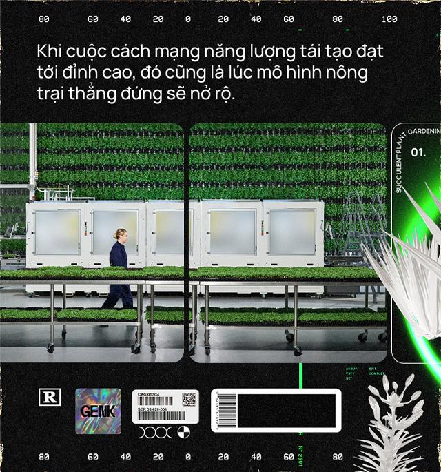 Sẽ thế nào khi rau được trồng trong nhà máy, bằng robot, AI và thế hệ nông dân 4.0? - Ảnh 19.