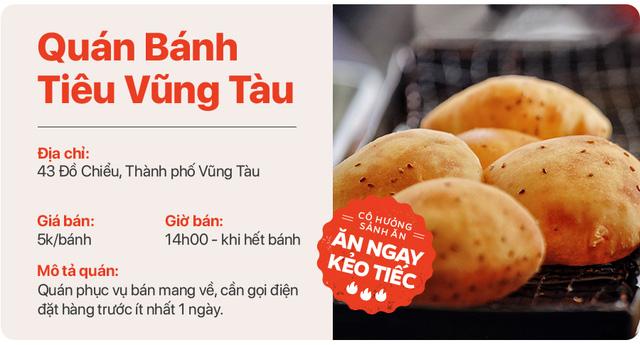 Hàng bánh tiêu CHẢNH nhất Việt Nam - mua được hay không là do nhân phẩm, dù chưa kịp mở cửa đã chính thức hết bánh khiến cả Vũng Tàu tới Sài Gòn phải xôn xao!  - Ảnh 30.