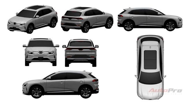 Lộ hình SUV VinFast bản quốc tế: Thiết kế như bản Việt, động cơ điện, pin có thể sản xuất tại Việt Nam - Ảnh 7.