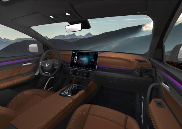 Lộ hình SUV VinFast bản quốc tế: Thiết kế như bản Việt, động cơ điện, pin có thể sản xuất tại Việt Nam - Ảnh 10.