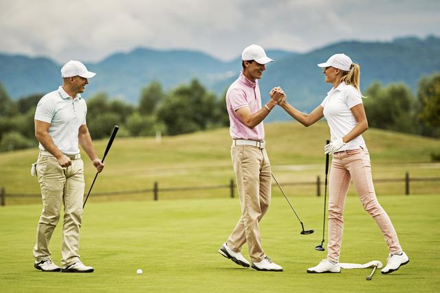 90% CEO trong Fortune 500 đều chơi golf: Nghe doanh nhân Việt nói để hiểu tại sao môn thể thao quý tộc này lại cần thiết trong kinh doanh - Ảnh 1.